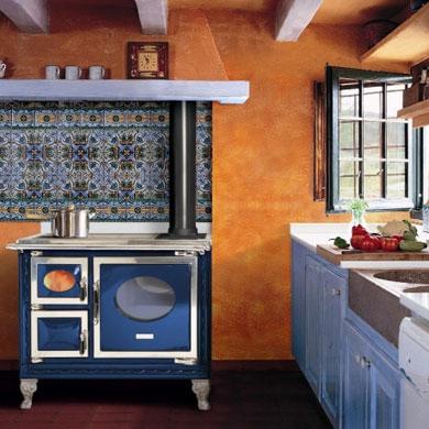 Kuchnie Na Drewno